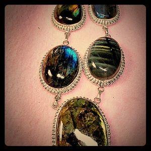 ⛓Labradorite Necklace ⛓